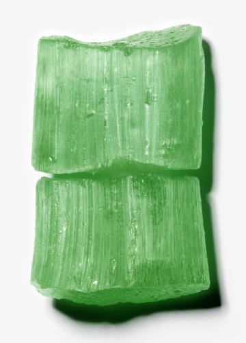 2 acidulés vert