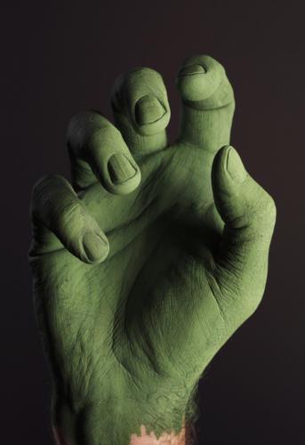 Avoir la main verte (1)