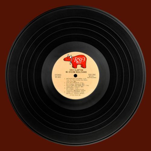 Eric Clapton 461 Ocean Bd