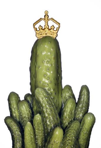 Le roi des cornichons (1)