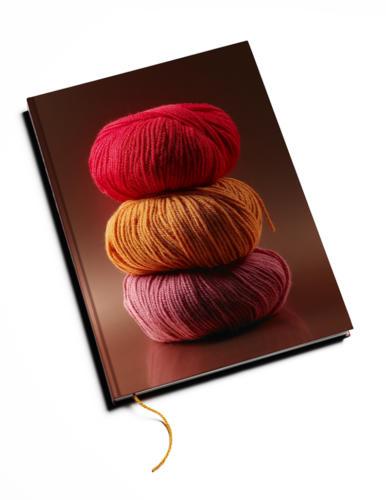 Marque-page Brin de laine