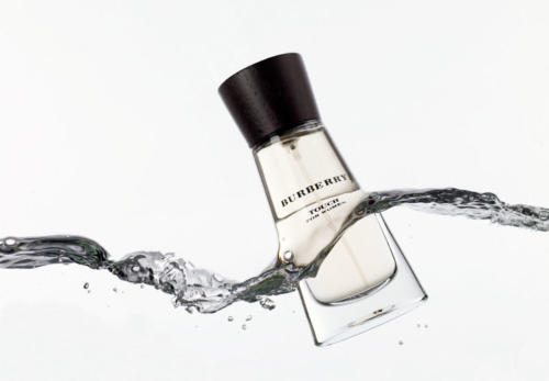 Parfum dans l'eau 4
