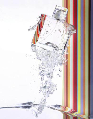 Parfum dans l'eau 6