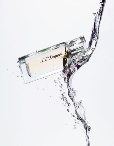 Parfum dans l'eau 7