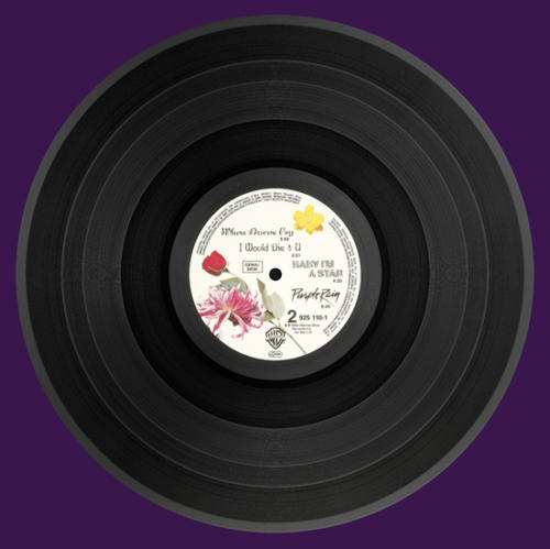 Prince Purple Rain N° 1